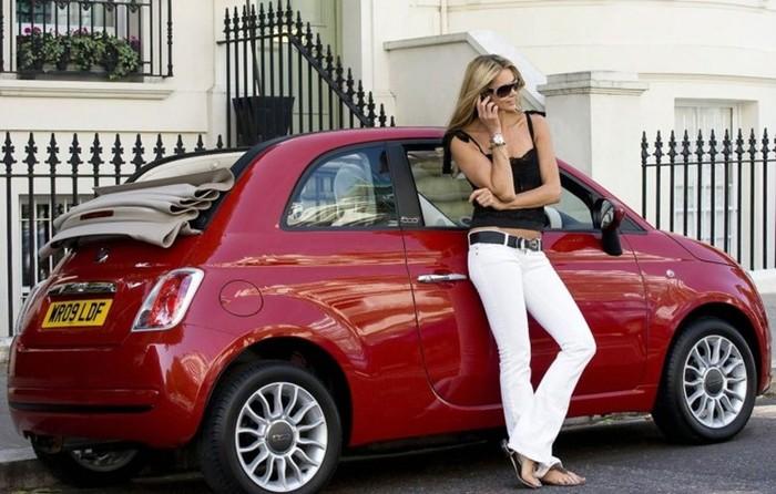Первая машина для девушки: какую выбрать