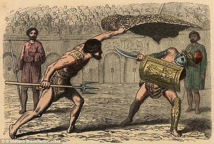Как умирали гладиаторы: 10 малоизвестных фактов