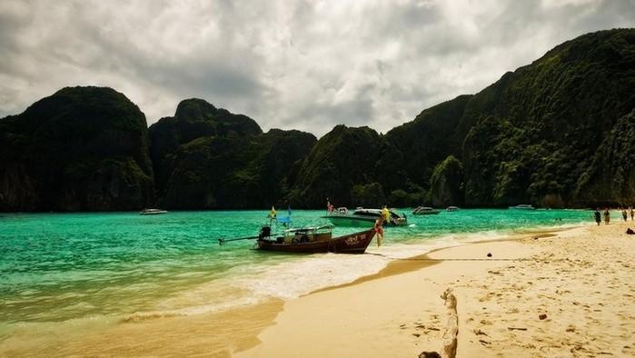 Пляжи, где снимали знаменитые фильмы: «звездные» берега