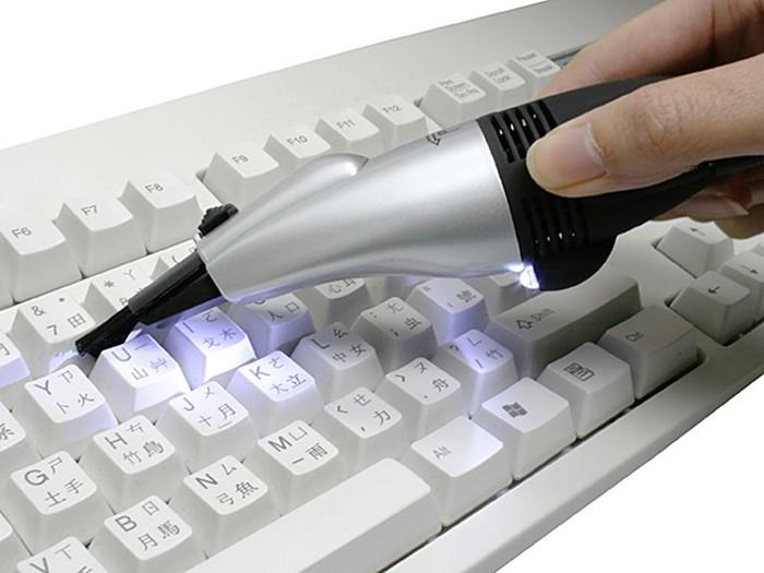 Советы по чистке клавиатуры компьютера