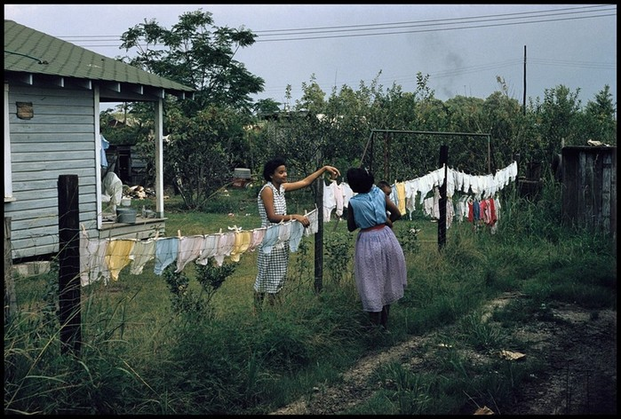 Модный фотограф Гордон Паркс сломал «цветной барьер»