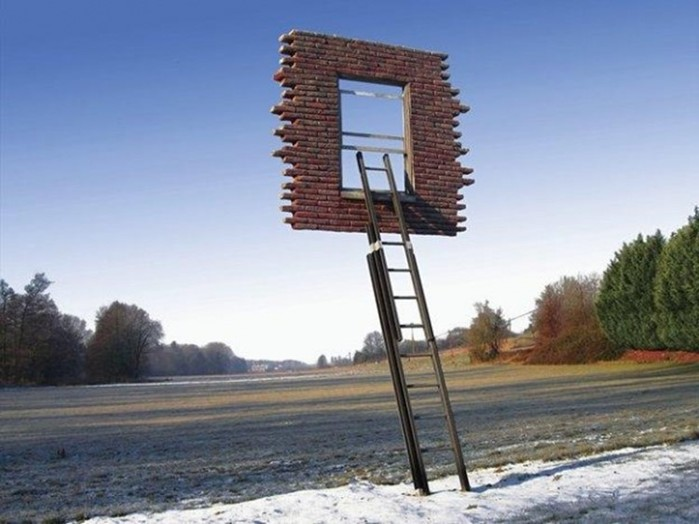 20 скульптур, которые нарушают все законы физики