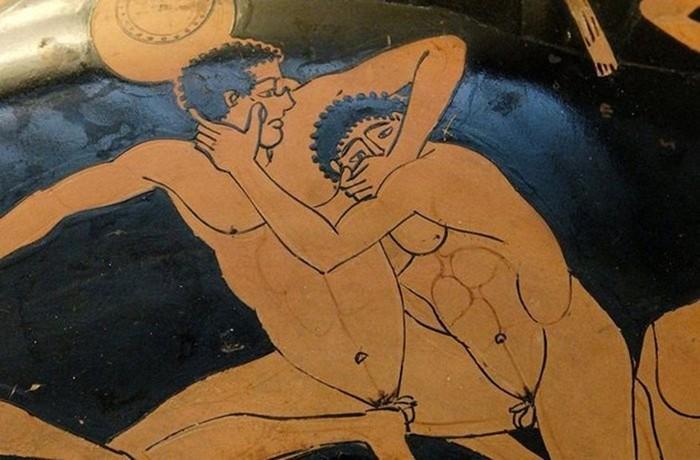 Древние олимпийские традиции, которые сегодня кажутся шокирующими и странными