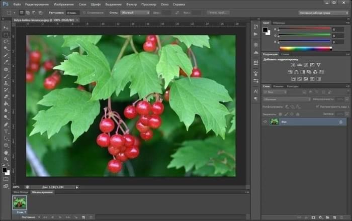 Эффект объёмного изображения на фото: интересные уроки Photoshop