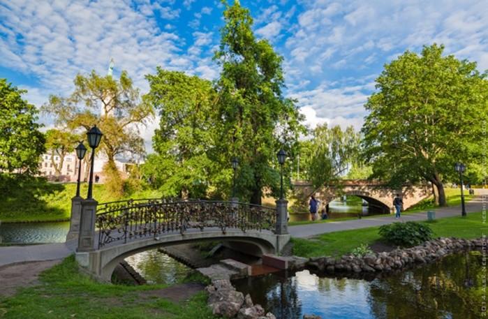 10 популярных достопримечательностей столицы Латвии