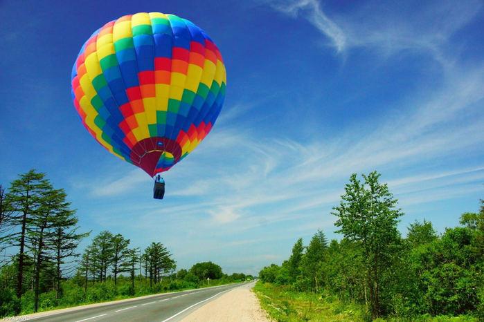 Изобретение воздушного шара: история освоения «пятого океана»