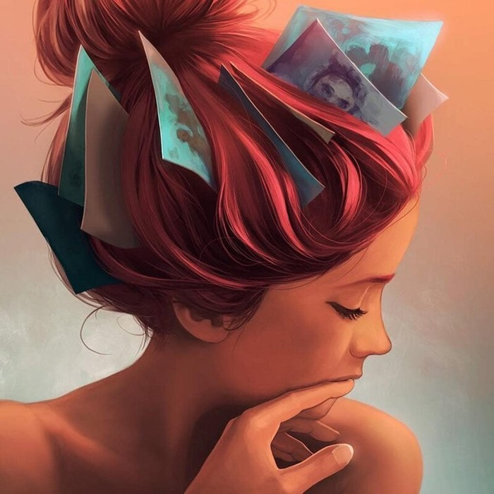 20 волшебных иллюстраций о чувствах от клинического психолога