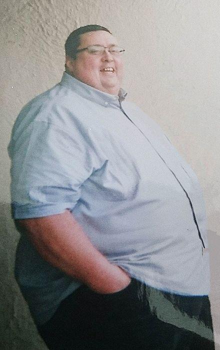 Наивный вопрос внука заставил мужчину похудеть на 150 килограммов