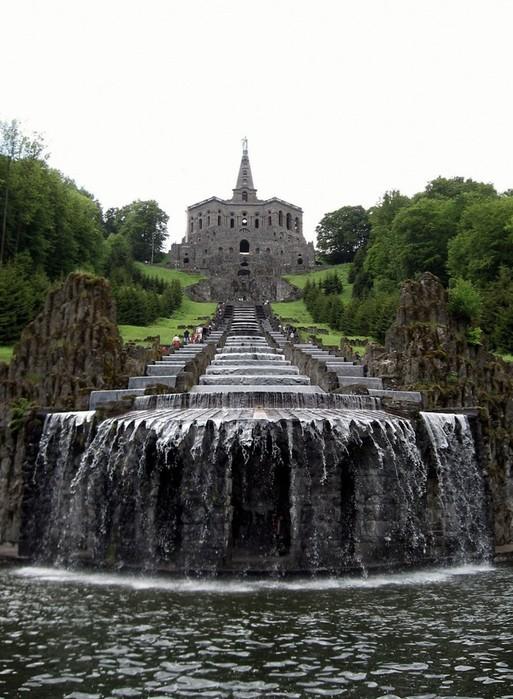 20 восхитительных фонтанов, которых вы еще не видели