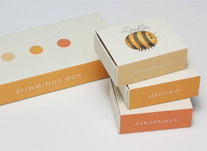 Привлекательные упаковки, над которыми попотели дизайнеры