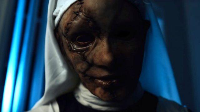 The Nurse short film by Julian Terry