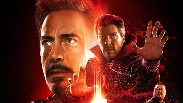 Image result for iron man doctor strange infinity war
