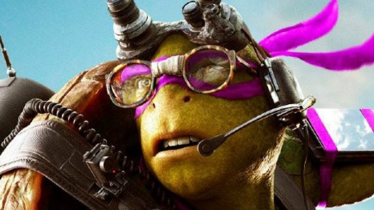 Teenage Mutant Ninja Turtles kommen für neuen Film zurück ...