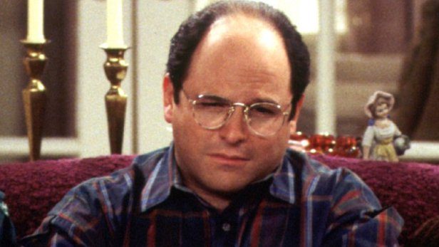 Image result for Image of george costanza