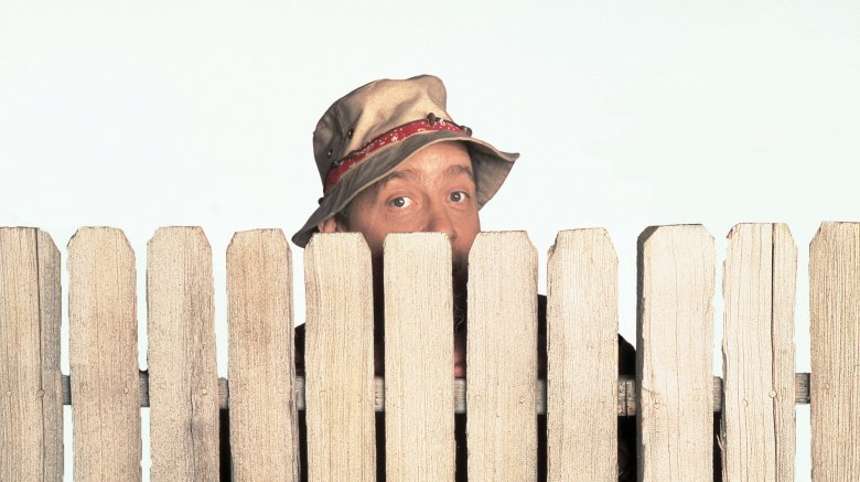 The Reason Wilson From Home Improvement Hid His Face