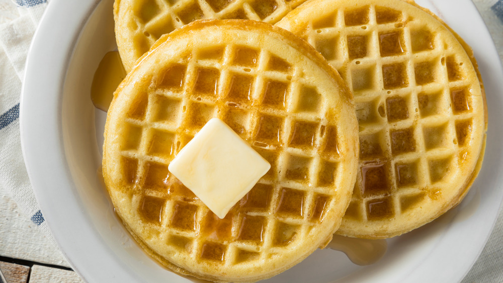 you ve been cooking your frozen waffles