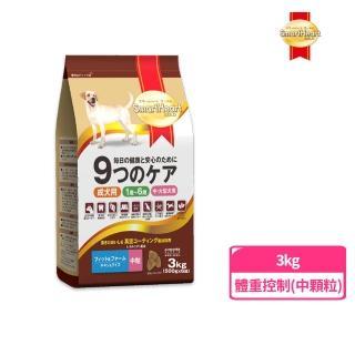 【SMARTHEART GOLD】慧心機能犬糧 - 肉鹼配方 中粒(3KG)