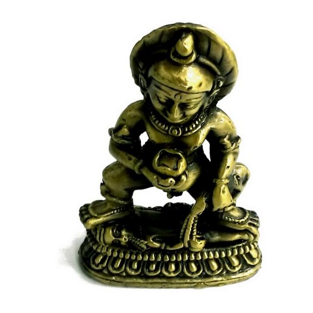 【十相自在】6.1公分 小佛像-法像-古銅色(黑財神) 評價