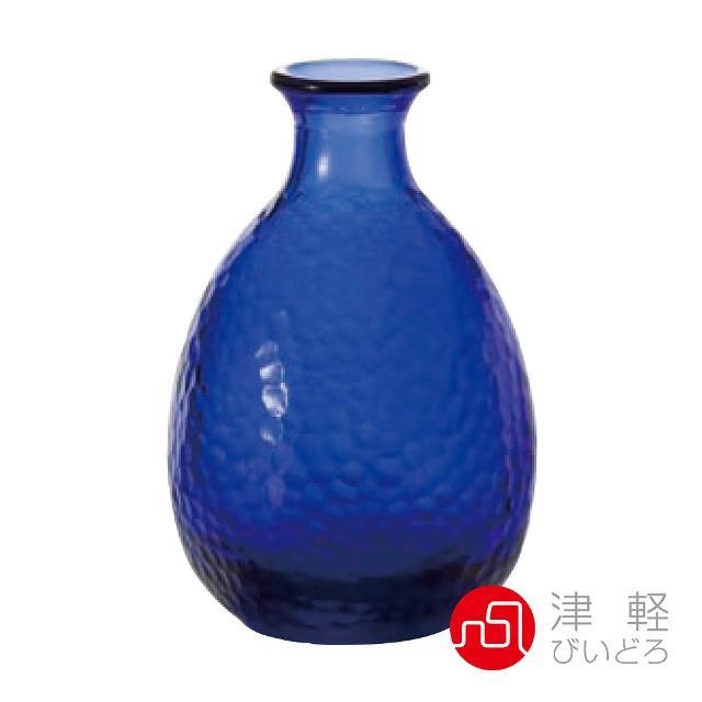 【ADERIA】日本津輕耐熱清酒壺260ml(藍)