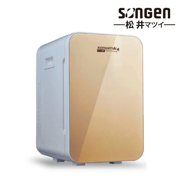 【SONGEN松井】冷暖兩用電子行動冰箱/冷藏箱/保溫箱/小冰箱(CLT-15D)
