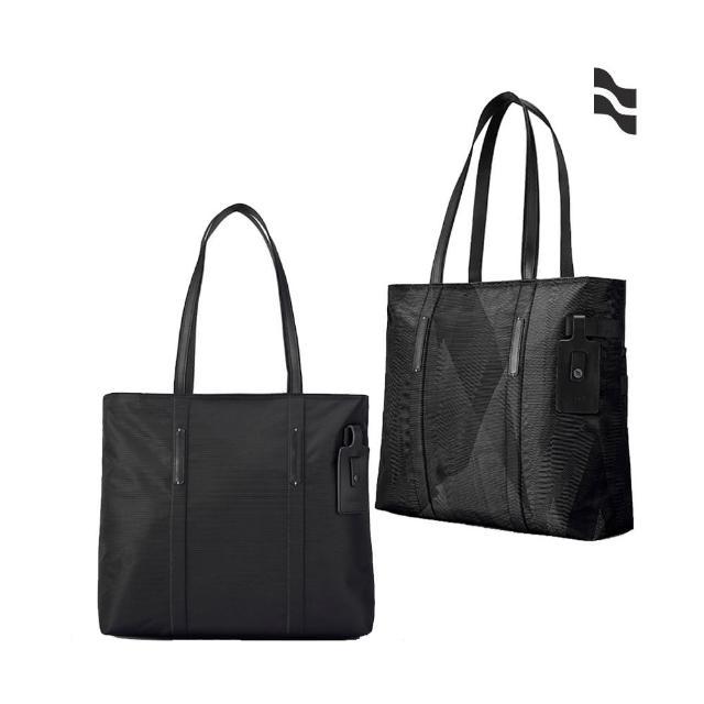 【LOJEL】新 URBO2 拉鍊 肩背托特公事包/輕旅行包 兩色可選(旅行袋/電腦包)