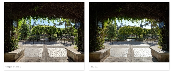 超iP8P/三星Note8!谷歌Pixel 2摄像头默秒全:DxO 98分