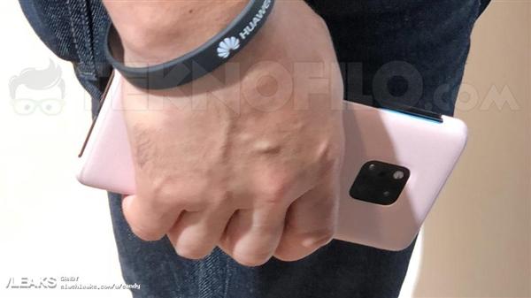 Última Hora: Huawei Mate 20 foi visto na IFA 2018 3