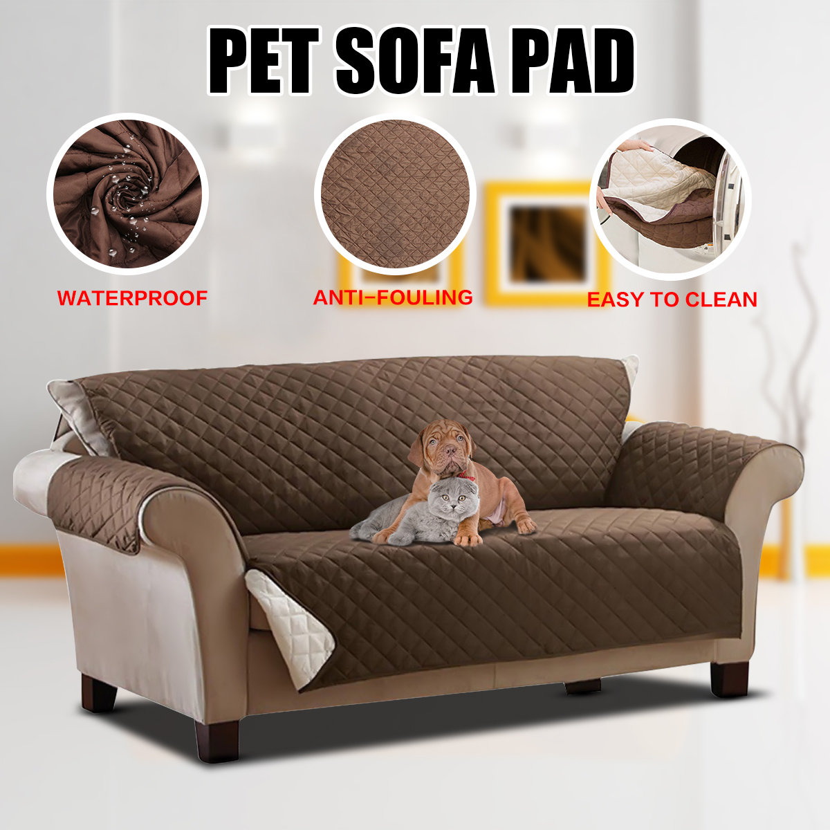 Sofa Pad Sofa Pad Support Seat Saver Product On Alibaba