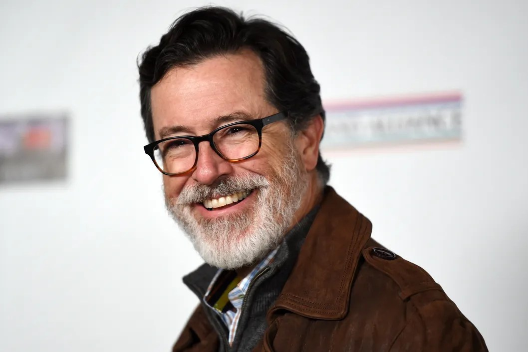 Stephen Colbert Comes Out As Irish American Vulture