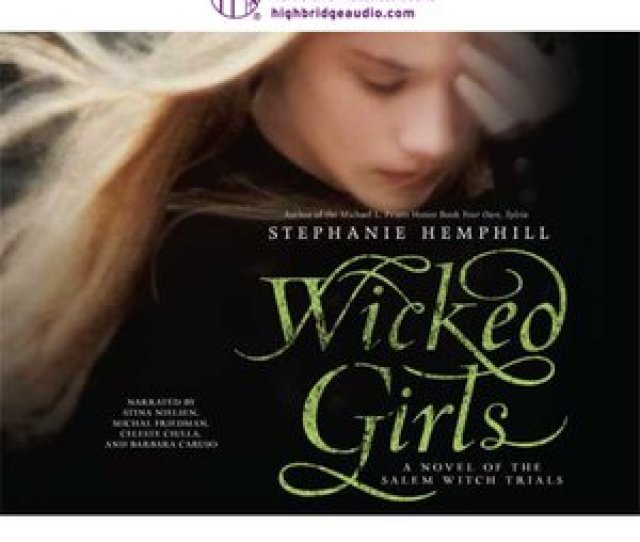 Cover Image Of Wicked Girls