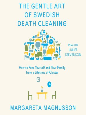 Image result for who wrote gentle art of swedish death cleaning