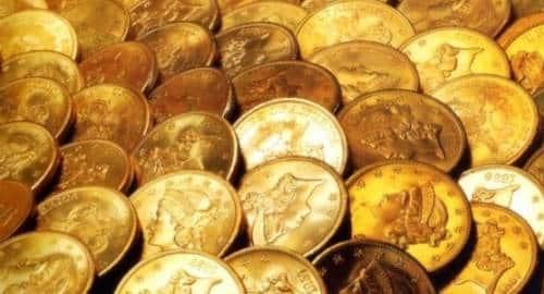 Dinheiro / ouro
