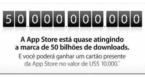 App Store 50 bi