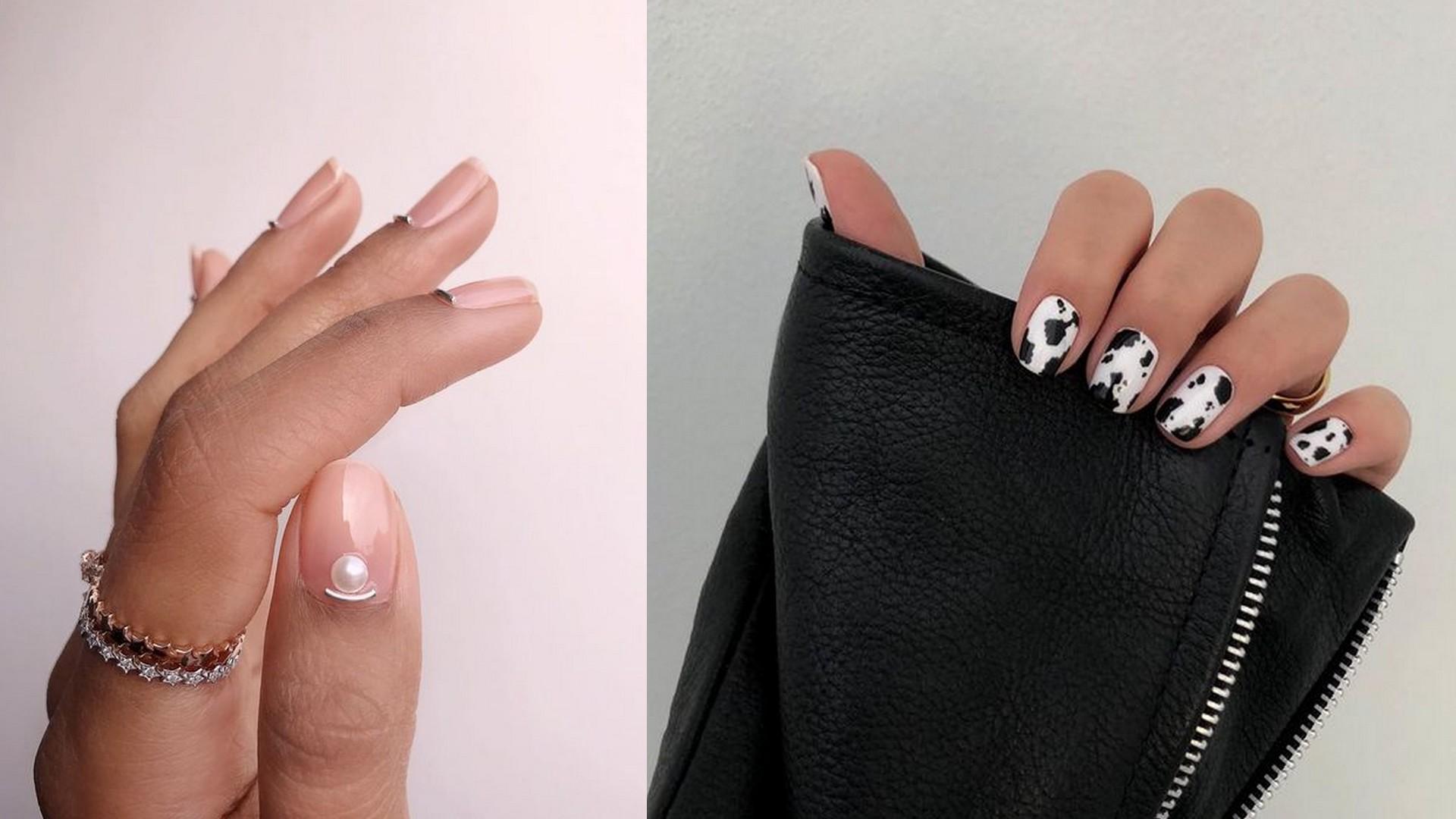 Paznokcie 2020 Modne Trendy W Manicure Papilot