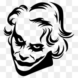 Mewarnai Sketsa Gambar Joker Hitam Putih Terbaru Kataucap