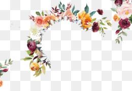 Perbatasan Dan Frame Undangan Pernikahan Bingkai Foto Gambar Png