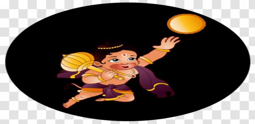 Character Cartoon Fiction Orange S A Hanuman Assis Transparent Png