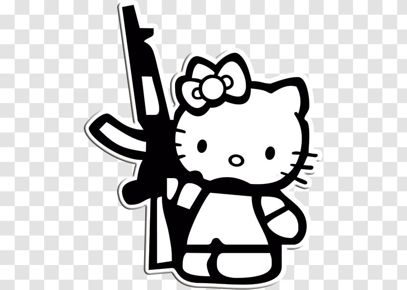 Hello Kitty Coloring Book Colouring Pages Cat Image Artwork Transparent Png