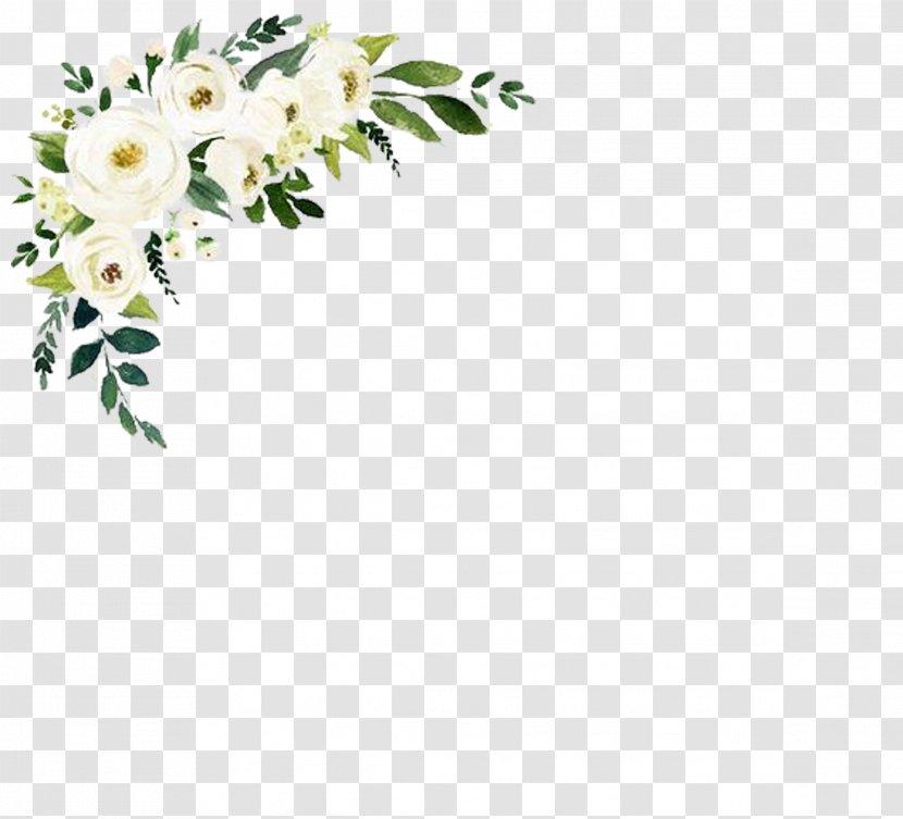 branch cut flowers transparent png