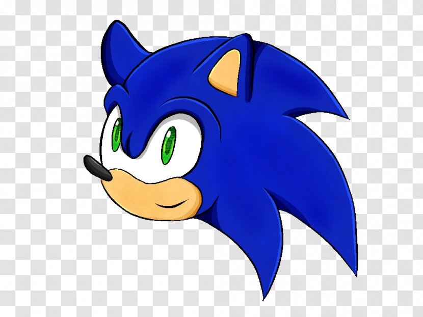 Sonic The Hedgehog Drive In Drawing Clip Art Transparent Png