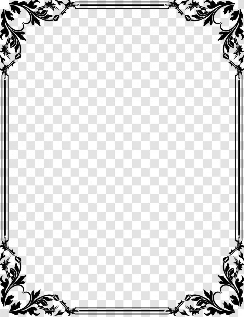 wedding invitation borders and frames