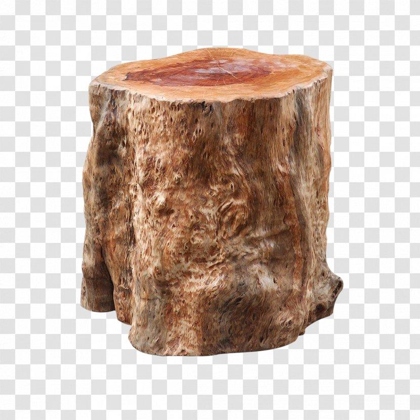 bedside tables trunk tree stump coffee