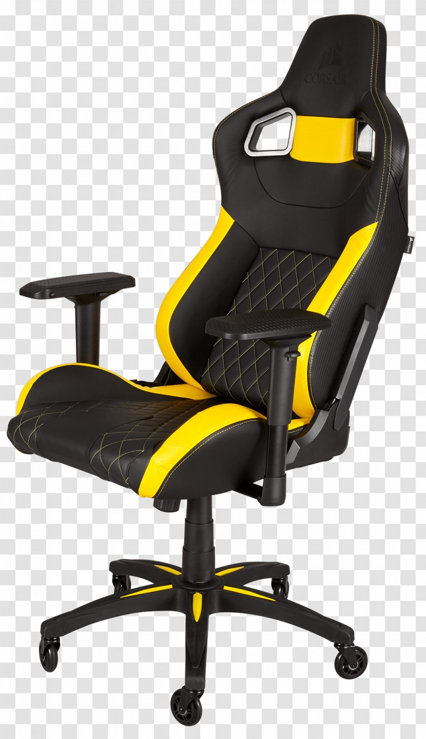 Gaming Chair Furniture Seat Video Game Office Desk Chairs Seats Transparent Png