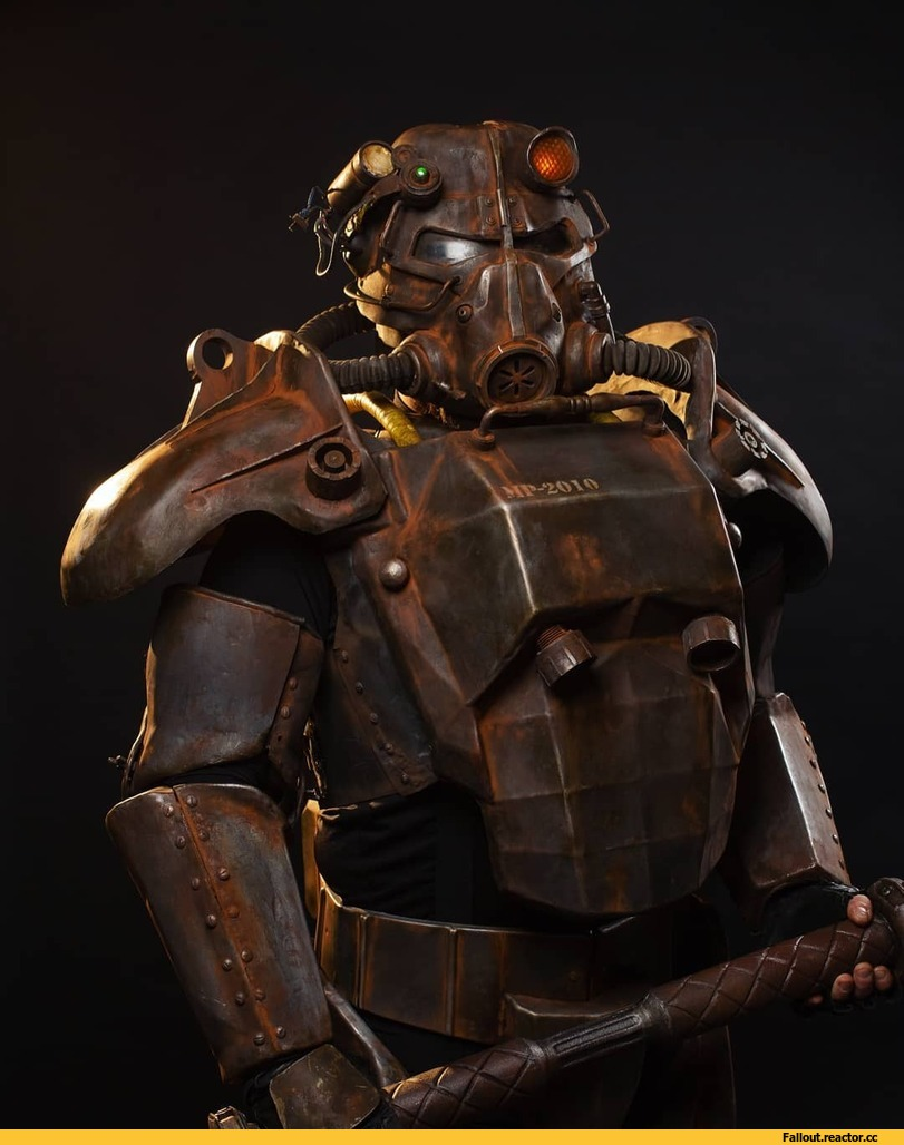 Brotherhood Of Steel BoS Fallout