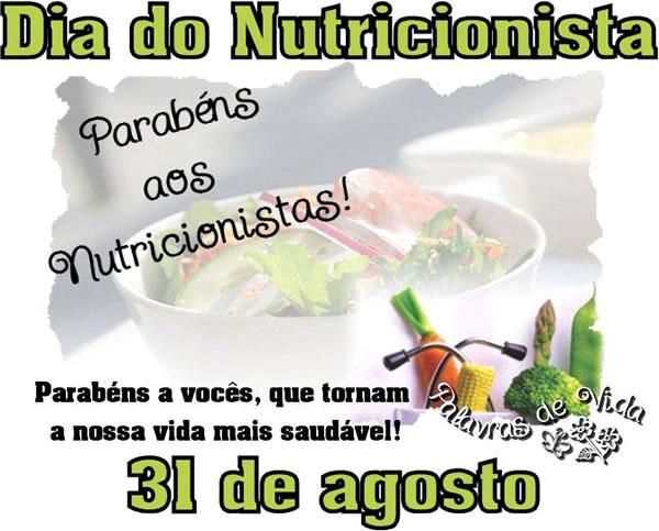 Dia do Nutricionista Imagem