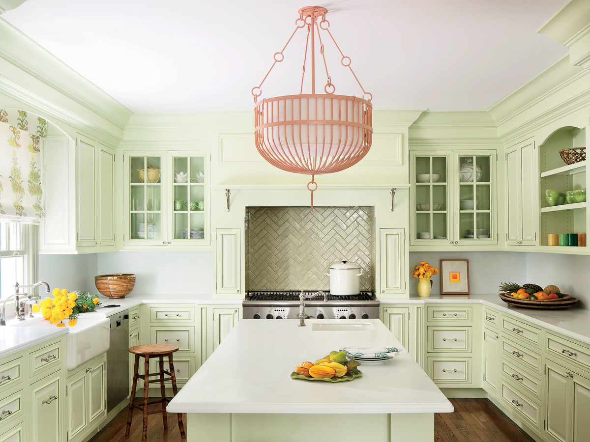 A Colorful Kitchen Trend That S Making A Comeback Southern