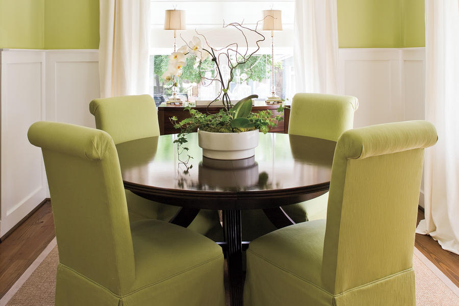 Image Result For Make A Small Dining Room Look Larger Southern Living
