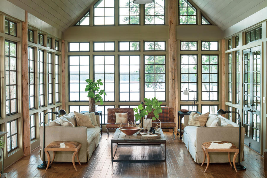 Focus On The View Lake House Decorating Ideas Southern
