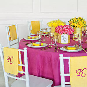 Ideas For Table Decorations Wedding Reception On With Simple 3