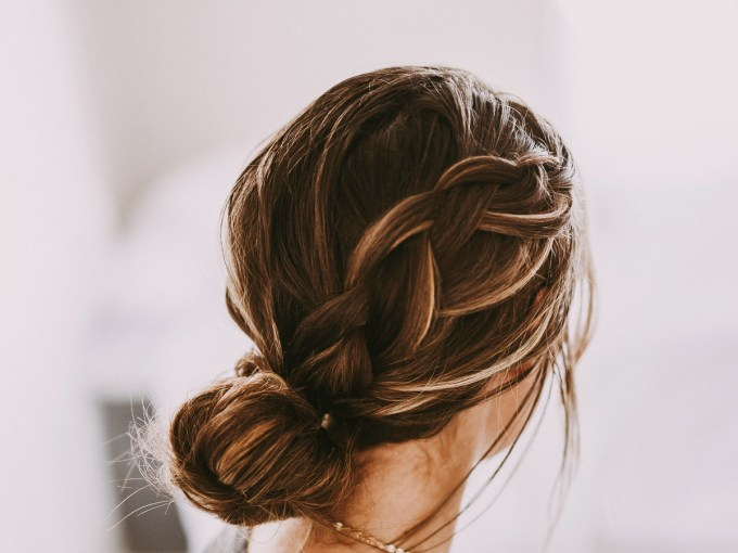 messy buns that'll still have you looking polished